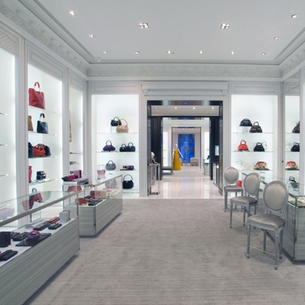 Eclairage d 39 un magasin de luxe londres trato - Magasin de luxe londres ...