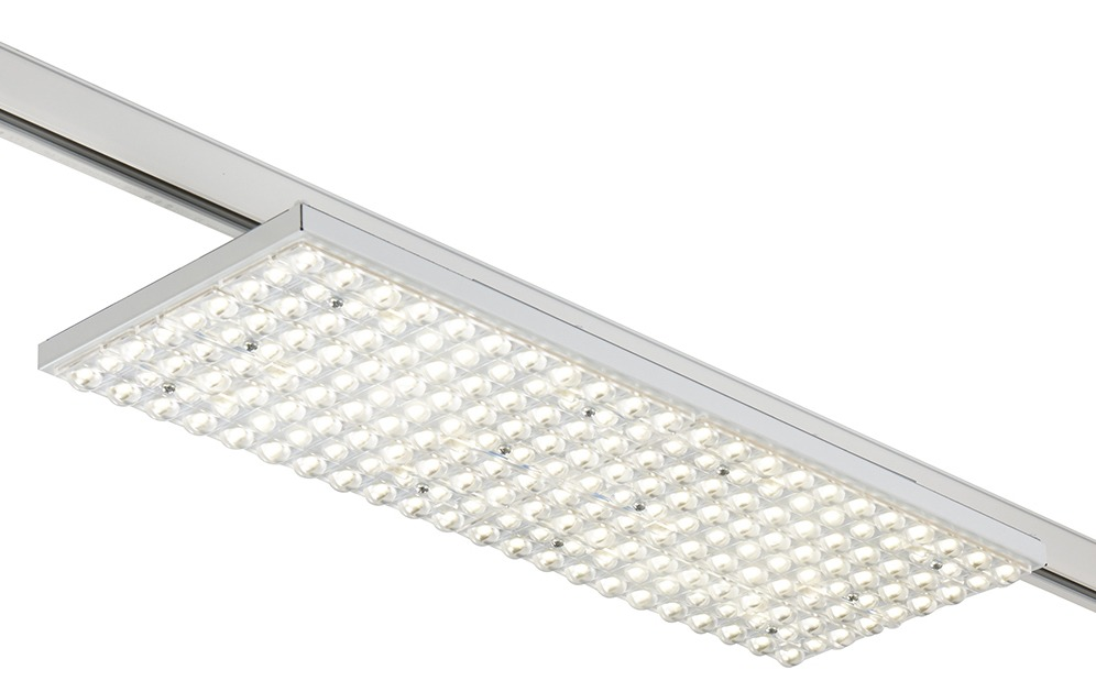 NEW ! LS 5017 LED, HIGH PERFORMANCE TRACK LIGHTING LUMINAIRE FOR STORES